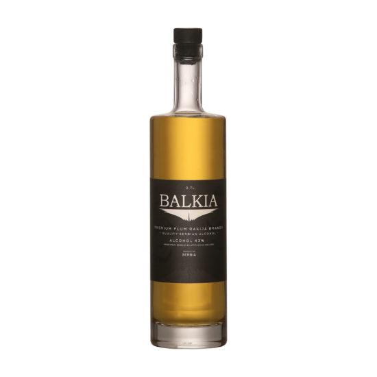 Balkia - Rakia - Alcool de prunes