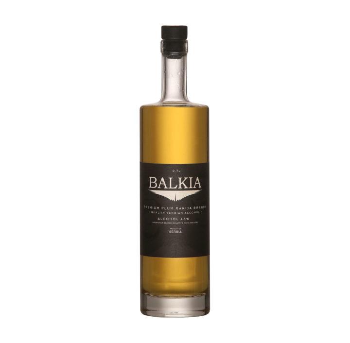 Balkia - Rakia - Balkans plum brandy