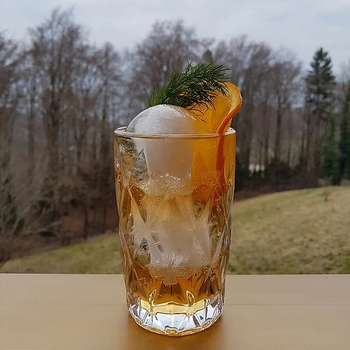 Balkia Gingembre - Cocktails