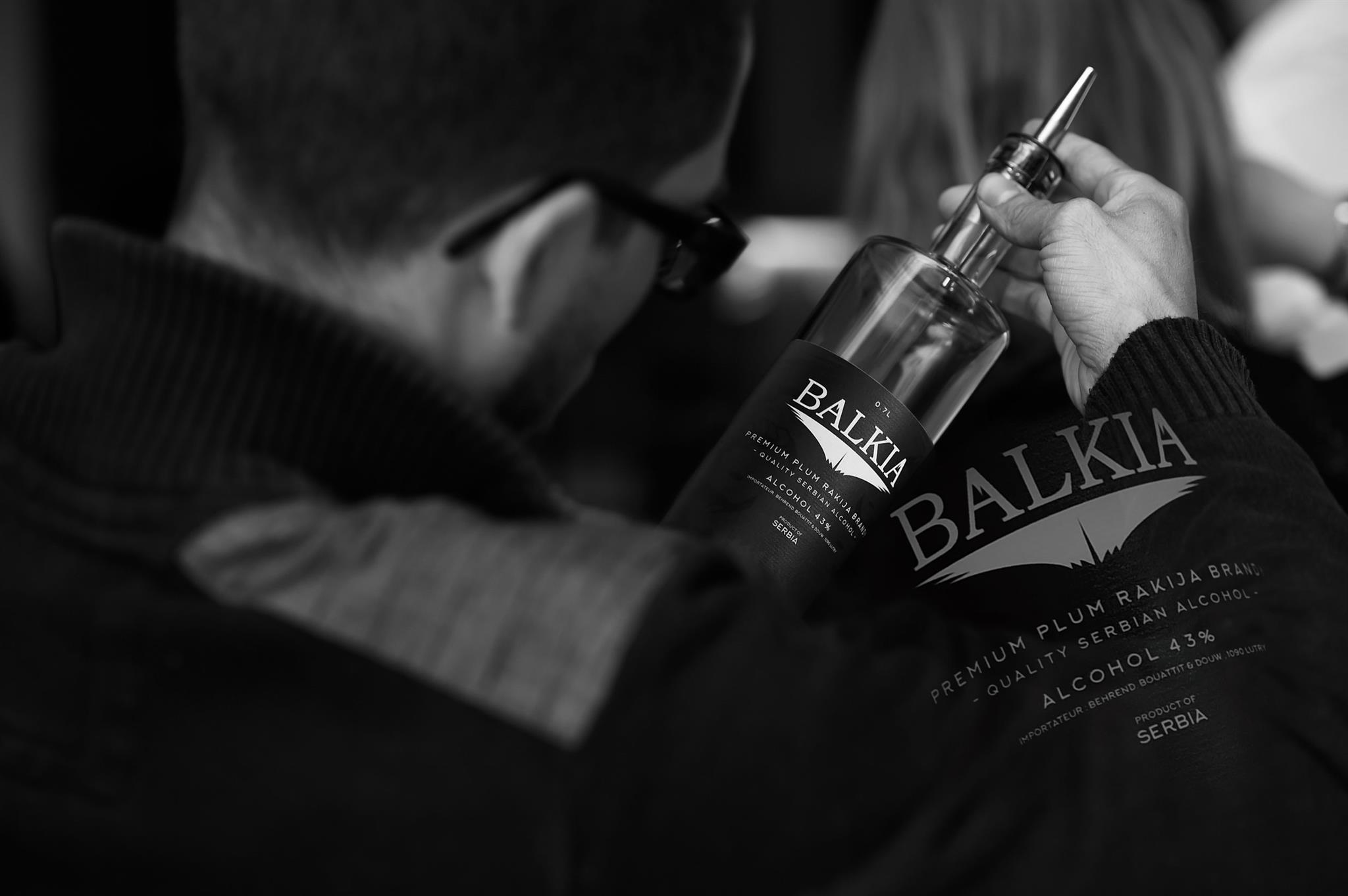 Premium Plum Rakija - Balkia