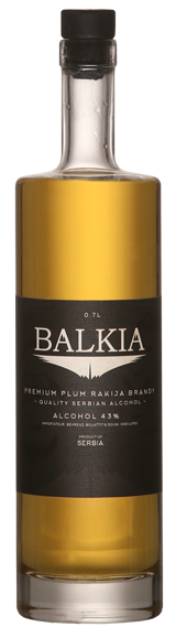 Balkia bottle - plum brandy
