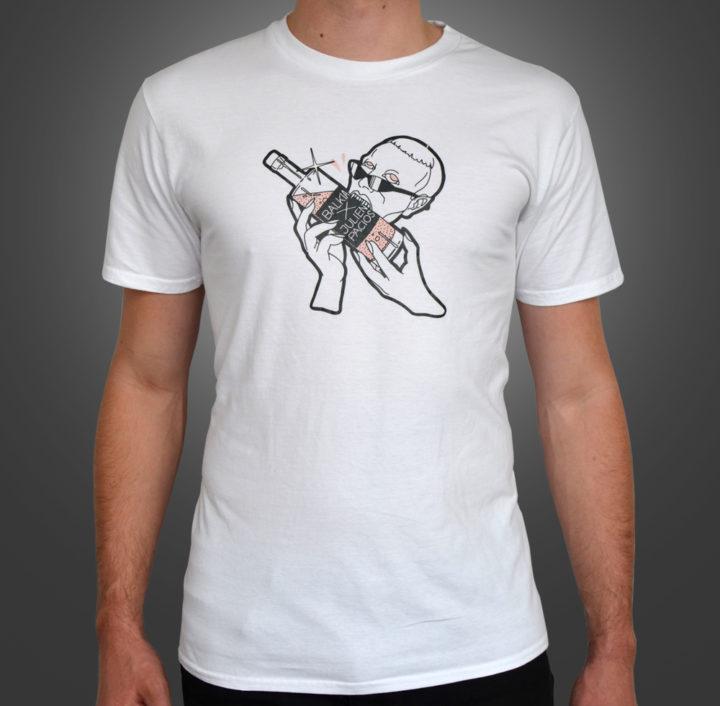 Balkia T-shirt - Collection 2 - design by Julien Pacios
